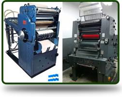 Imprentas  1 color