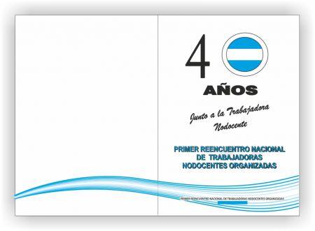 1000 CARPETAS-FULLCOLOR ILUSTRACION DE 300GS-SIN SOLAPA $